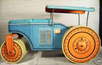 tin tractor